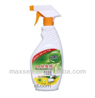 Mildew liquid cleaner/Mold stains remover/Wall cleaning and care