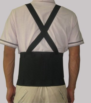 Elastic working Back Support Belts