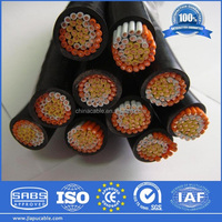 High Efficiency Low Voltage Braid Shield Control Cable From Best Supplier