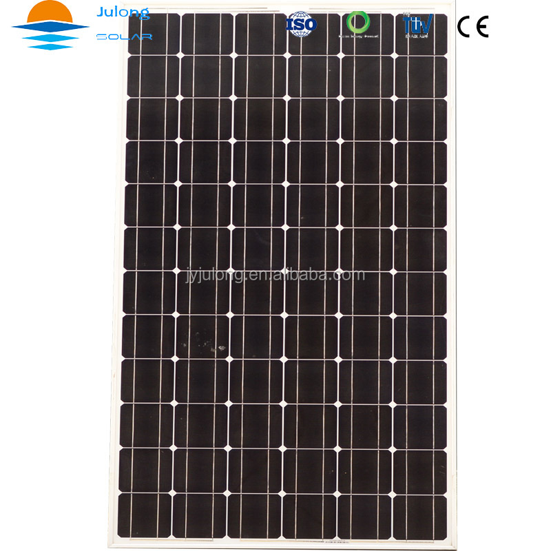 Grade A And Best Price 250w 255 Watt 260w 265w 270w 280w Photovoltaic Polycrystalline Black Solar Panel From China