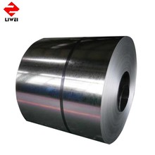 high quality stocked aluminum zinc coated steel coil/gl coil