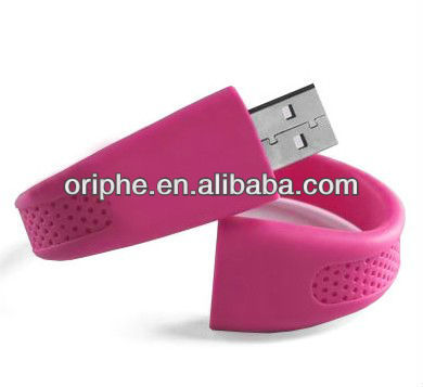 waterproof wrist usb flash drive
