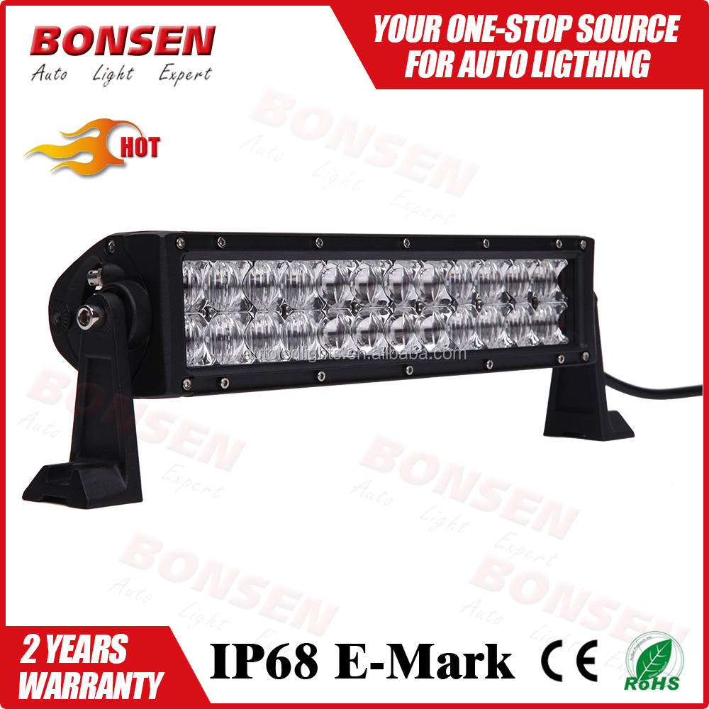 super bright dual row 120w 5D led light bar for truck wholesale led light bar led bar light 240w