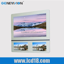 22inch 3 in 1 lcd panel mount digital writing wall display monitor tv (MG-220)