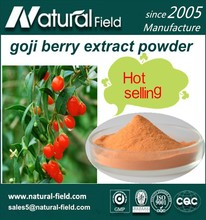 Honest and Efficient company certified organic goji berry freeze dried powder