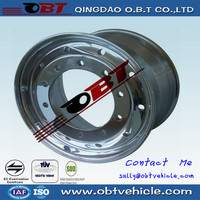 New Product for 2014 Truck Wheels of chrome bus wheel