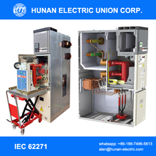6kV/10kV Series withdrawable VCB switchgear/medium voltage cubicle/Switchboard