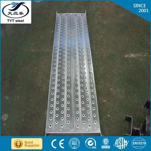 Tianjin Tianyingtai EXPANDED SHEET METAL scaffolding platform with low price
