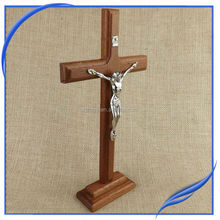 Factory price wholesale large Decorative jerusalem olive wooden cross