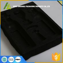 blister plastic flocking tray for cosmetic packaging boxes
