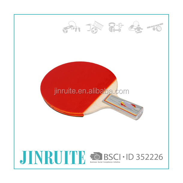 Wholesale Table Tennis Racket/Bat Student Training Indoor/Ping pong paddle
