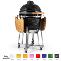 High Tempreture Cooking Device Outdoor Charcoal Baking Oven