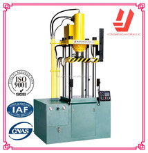 Hydraulic Travelling Head Cutting Press Machine