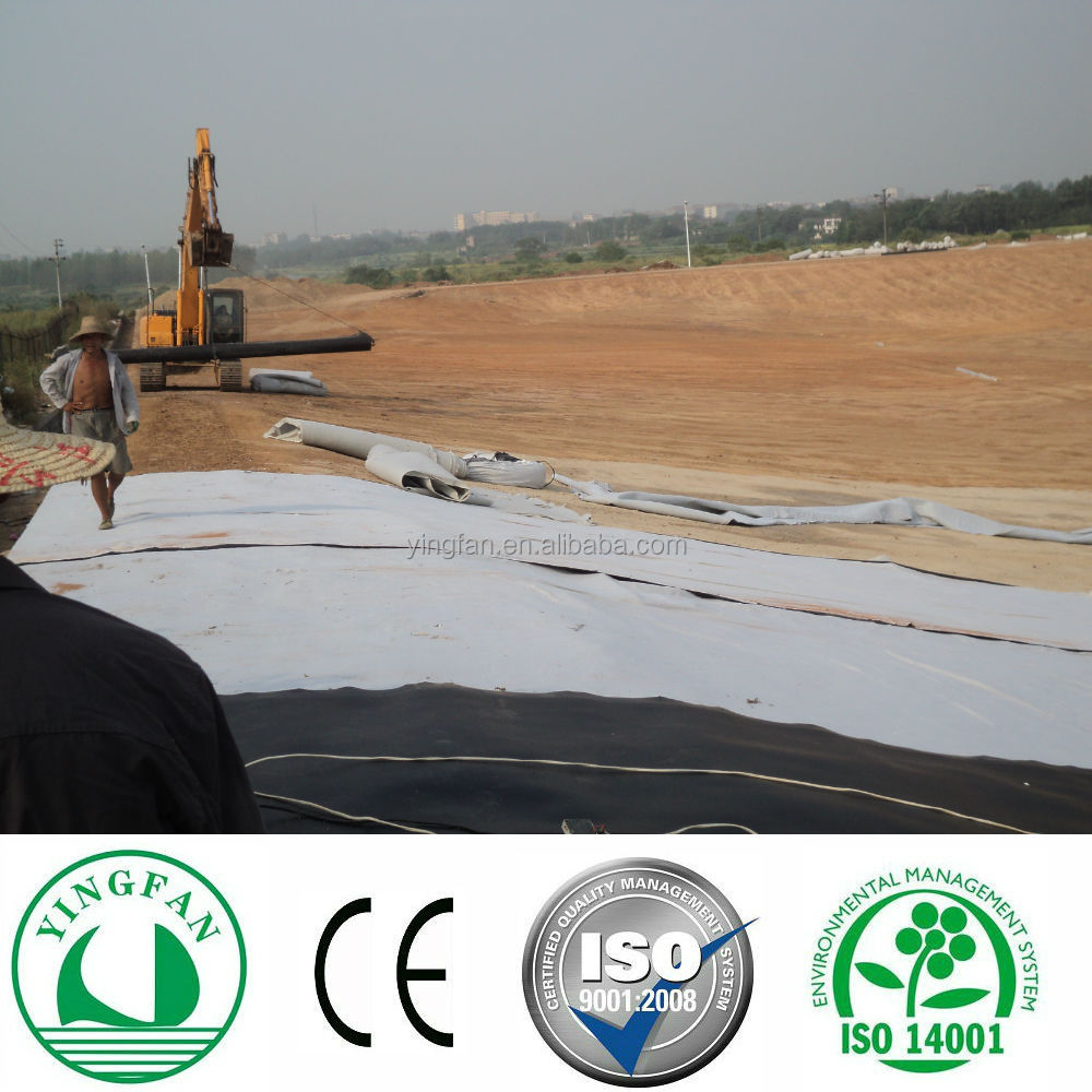 Geosynthetic Clay Liner GCL for Coal Ash