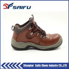 genuine leather Mens Work Boots