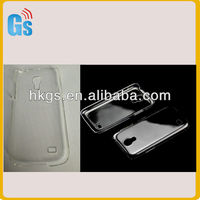Plastic PC Transparent Clear Case Cover For Samsung Galaxy S4 Mini I9190