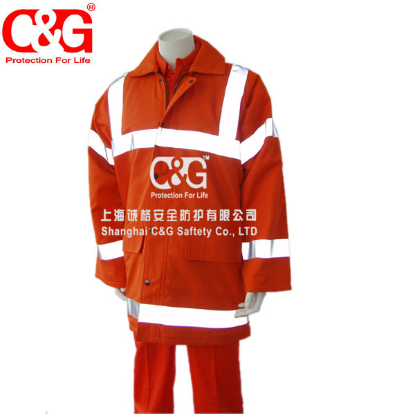 Nomex Fire Fighting Suit