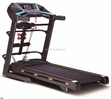 Multi-function home use treadmill