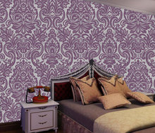 latest wallcovering interior decoration wallpaper classic wallpaper for bed room