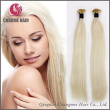 Wholesale Top Quality 613 Virgin Remy Human Hair I Tip Hair Extension