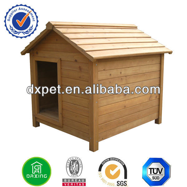 Furniture wood dog kennel DXDH005S