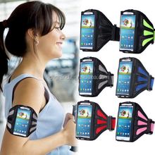 Waterproof Sport running Arm Band pouch Case For Samsung Galaxy S3 S4 S5 S6/Edge S7 S7 edge