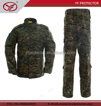 2016 tear resistance uniform for troop mission
