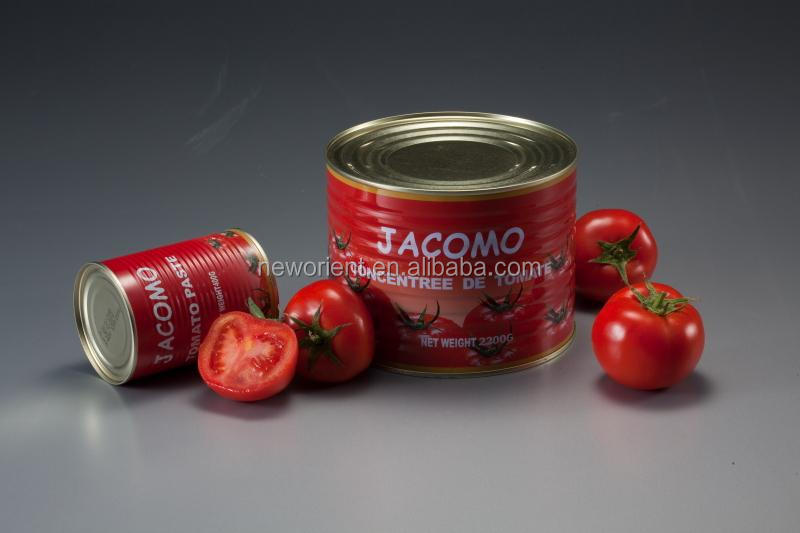 good quality bright red ketchup tomato paste tomato oem brand
