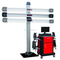 3D John Bean System Wheel Alignment