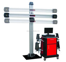 3D John bean system wheel alignment and balancing machine price
