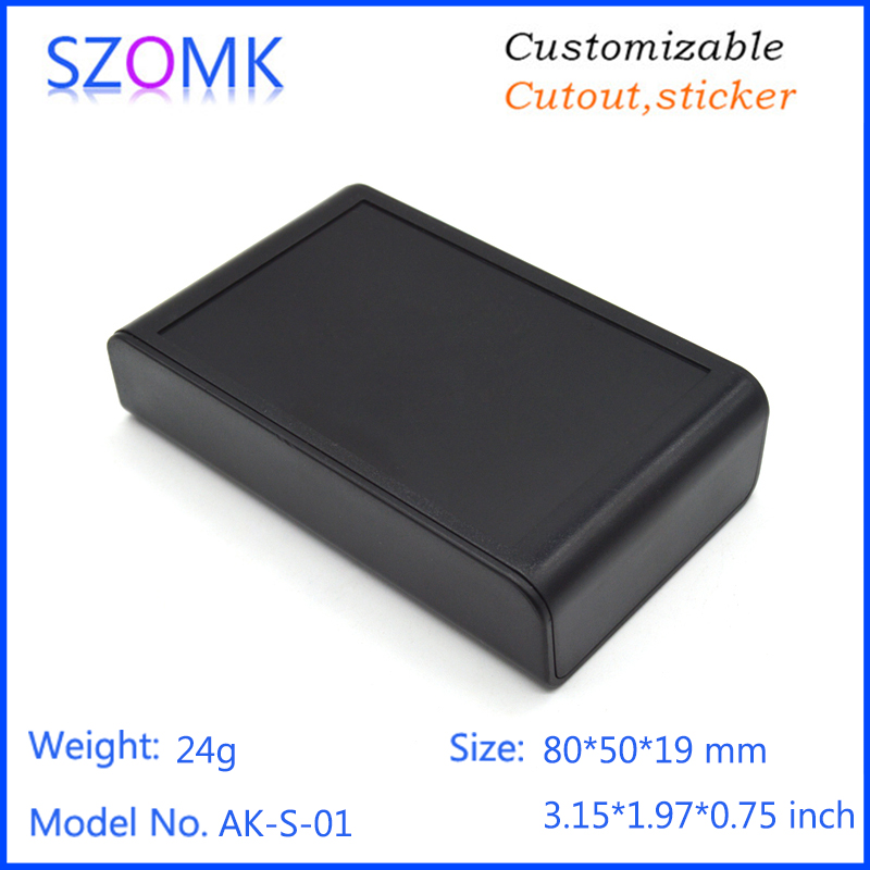 Good Quality Small ABS Plastic Standard Enclosure For Electronics