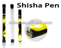 China manufacturer supply new flavors disposable e cigarette shisha pen with diamond tip. OEM&ODM e shisha pen is welcome.