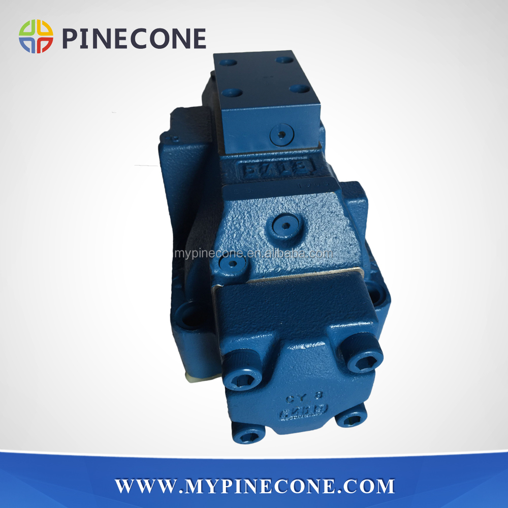 Originial Eaton Vickers concrete pump DG3V-10-8C -10 big directional control valve for Truck mounted concrete boom pump