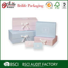 Wholesale Fancy pattern high quality baby gift box