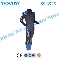 Professional customized long sleeve neoprene diving wetsuit