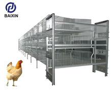 Factory Direct Supply Flat Pack Wooden Chicken Layer Cage For Sale
