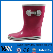 Fashion women ankle wellies