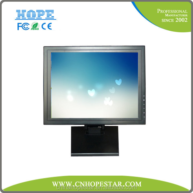 15 inch touch monitor touch screen overlay