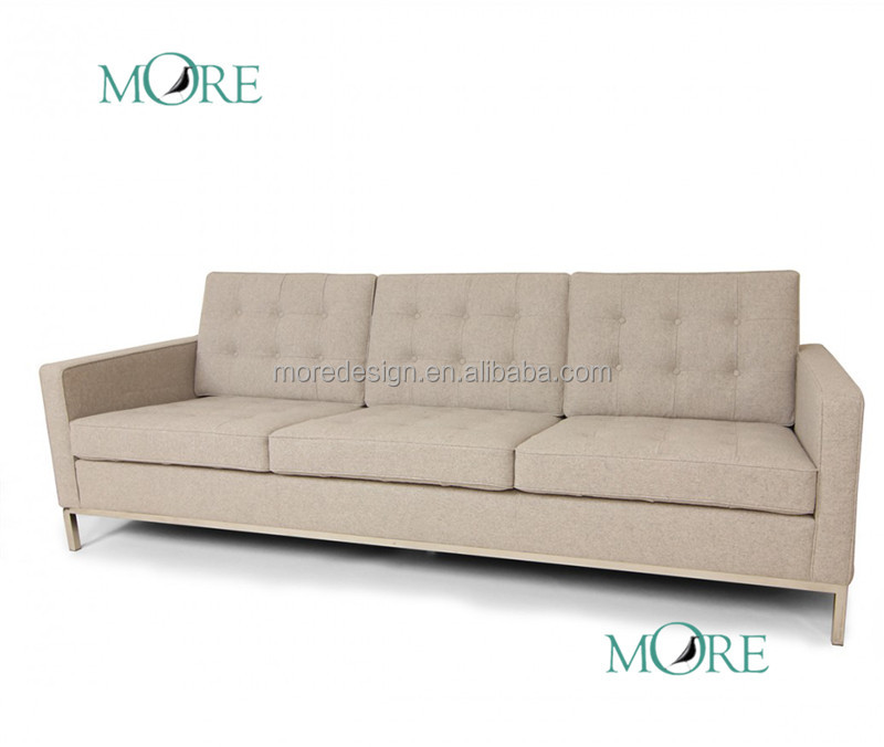Hign Quality Three Seat Sofa Sectional Sofa Florence Knoll