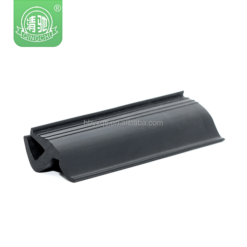 flame retardance auto rubber parts sunroof epdm rubber garage door weather seal