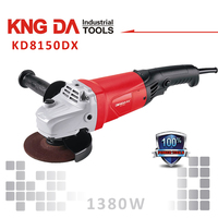 KD8125DX 125mm 1380W chinese chfi grinder 8125a maktec power tools professional power tools
