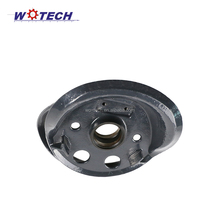 Professional manufacture fcd 450 casting large wheel