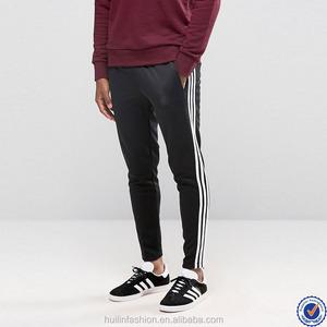 wholesale athletic wear side pockets men jogger pants hot cheap
