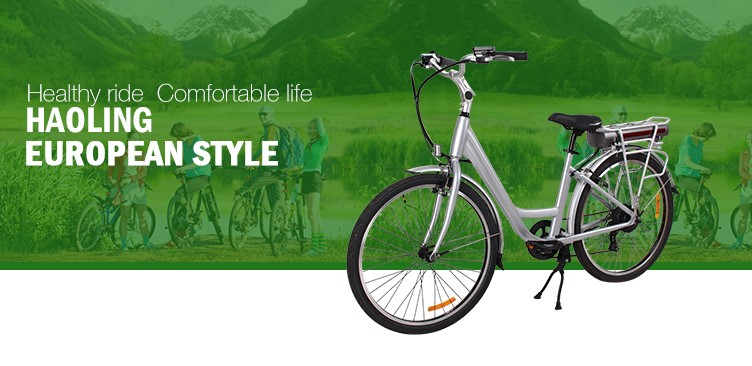 european style hub motor electric bike bicycle for city 26 inch