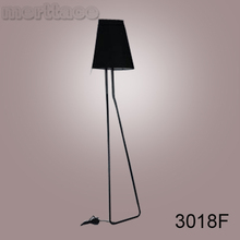Indian style wonderful fabric long Standing Floor Lamp