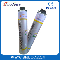 Professional pu foam sealant China manufacturer supplier