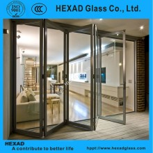 Hexad residential aluminum double entry doors