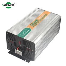 WBC 24V 5KW Solar Power Inverter Dc 12V Ac 220V 5000W 10000W Used For Camping And Emergency Medical Aid