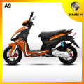 A9--ZNEN popular gas scooter 125CC with EEC EPA DOT LED light 2 stroke cheap 50CC scooter for sale