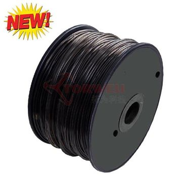 T-glase 1.75mm black, T-glass filament for 3D printing